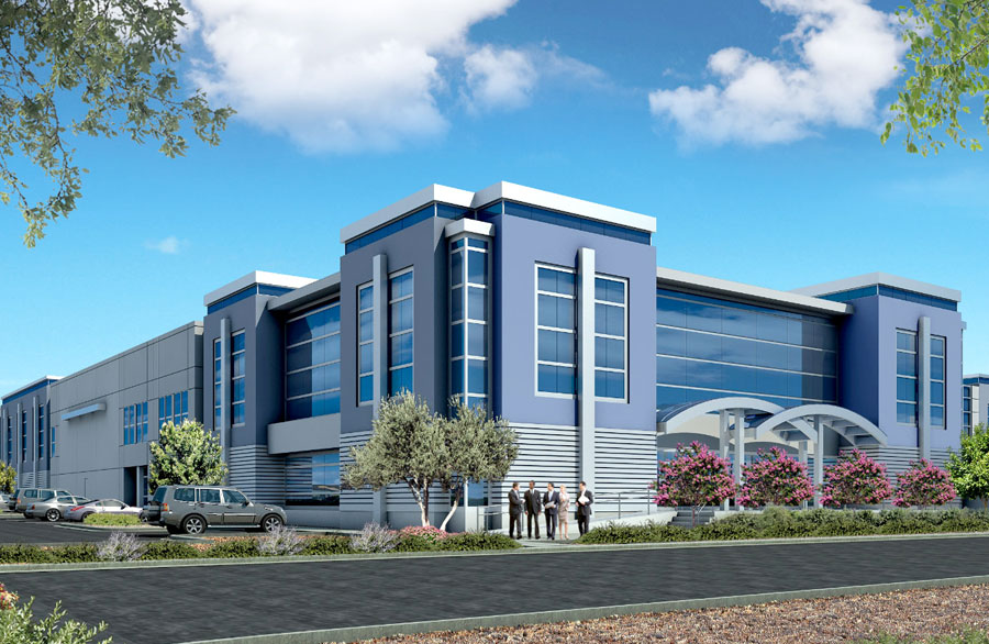 JLL - Optimus Logistics Center